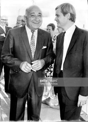 Sir N. Bernard Freeman. January 4, 1967.