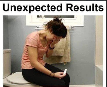 Unexpected results