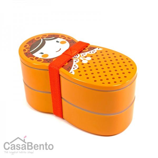 matryoshka-doll-bento-box-orange