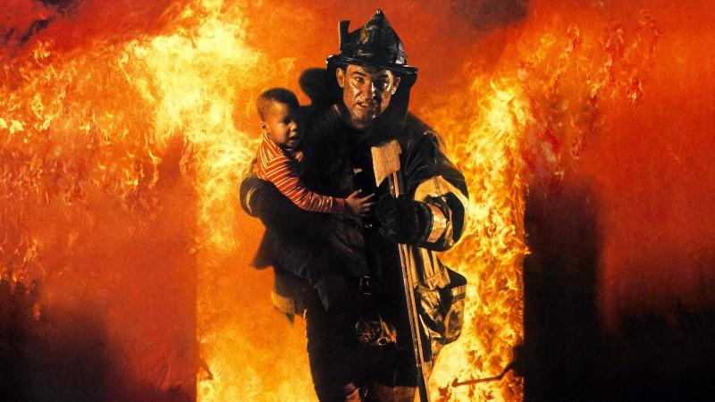 """Кадр из фильма """"Огненный вихрь""""."""