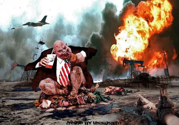 Неоправданная жестокость человеконенавистников