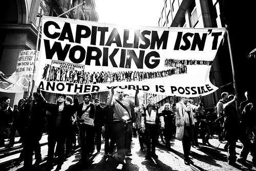 Коммунизм мог спасти Америку
