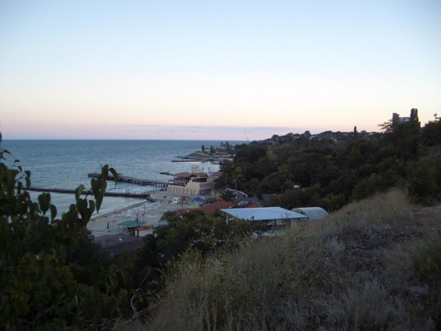 20040913 Odessa Beach