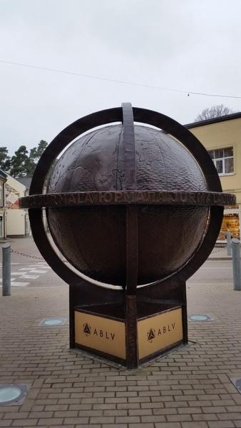 Jurmala Globe