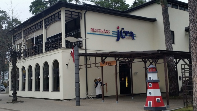 Restaurant Jura in Jurmala