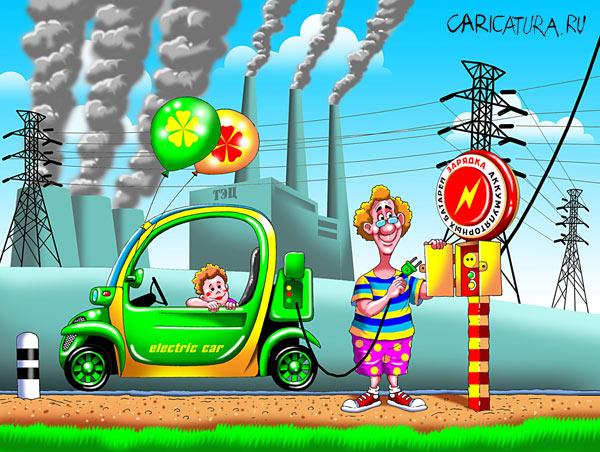 экологические рисунки: