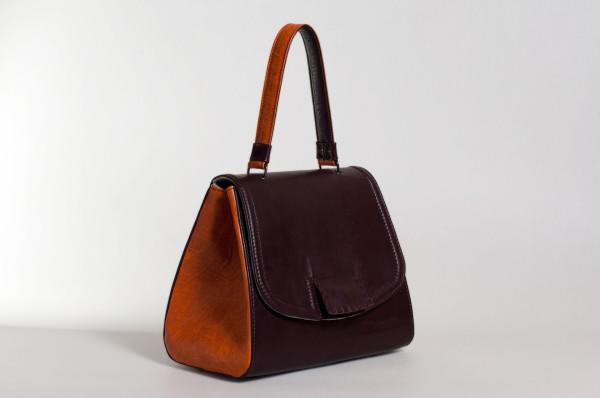 Fendi Colorblock Silvana Leather