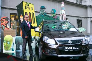 Коичи Такакура, генеральный директор Suzuki 1
