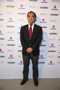 Коичи Такакура, генеральный директор Suzuki 2