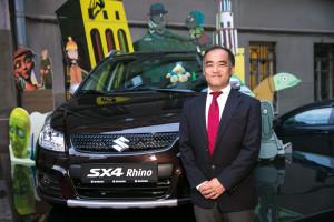 Коичи Такакура, генеральный директор Suzuki