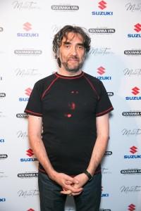 Михаил Алдашин, художник - аниматор, председатель жюри фестиваля Linoleum