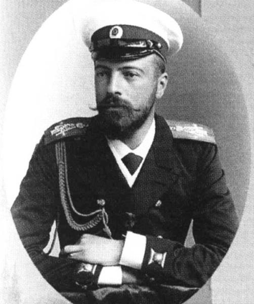 Александр Михайлович Романов