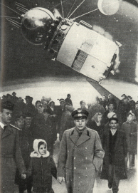 Гагарин в Космосе