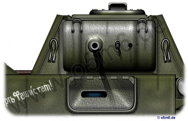 T-70 Early Front_cut
