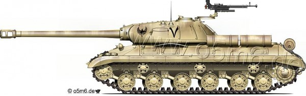IS-3M_Egyptian Left_small