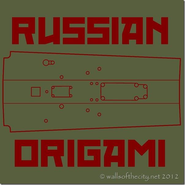 russianorigamishirtdesign