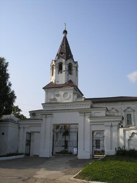 Церковь святой великомученницы Варвары