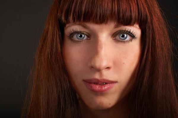 портрет Иры