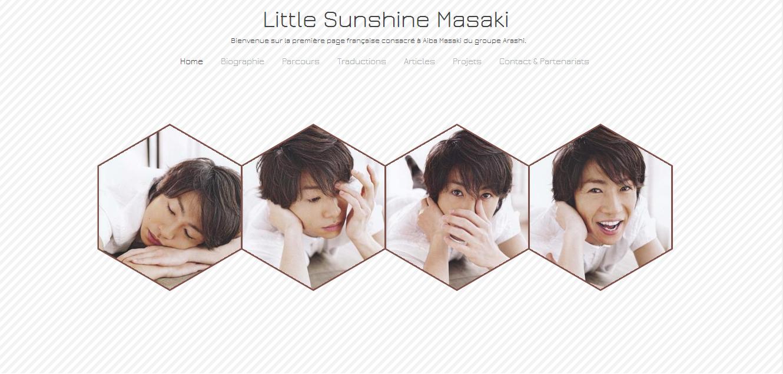 [Site Web] Little Sunshine Masaki  (AibaMasaki) 312511_original