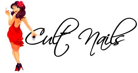 Cult Nails Webstore Header