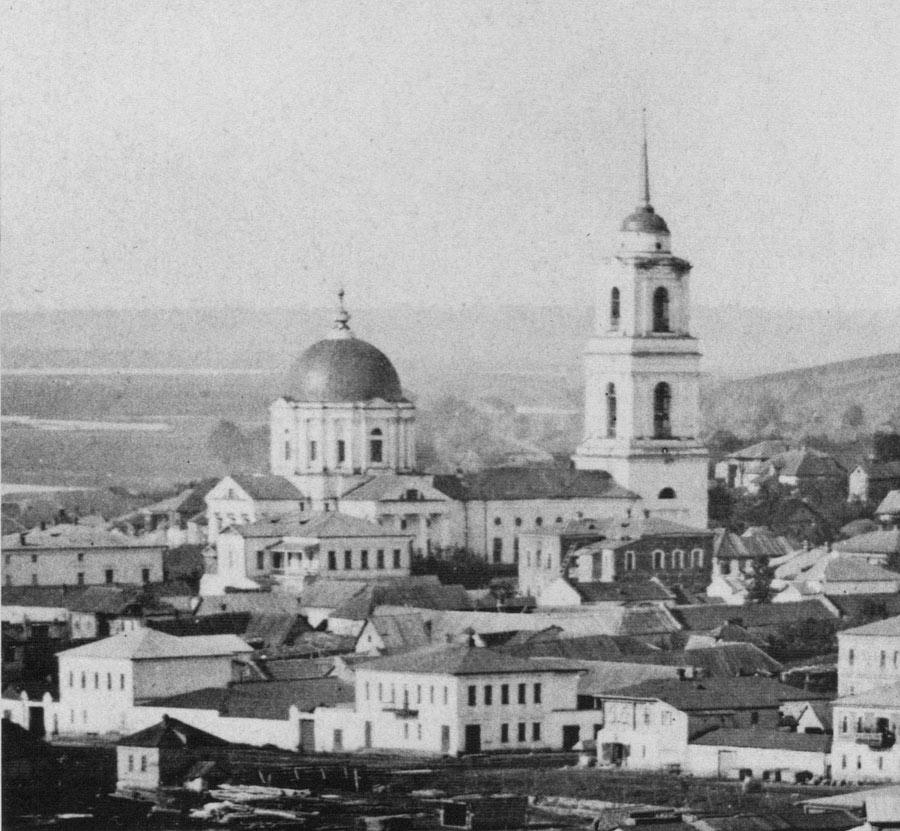 Покровская церковь, 1870-е гг.
