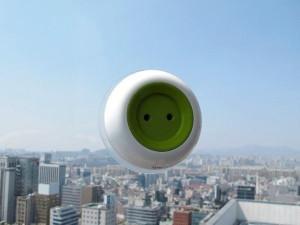 Window Socket – оконная розетка, работающая на солнечной энергии