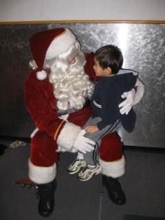 Jet Meets Santa Claus 2005