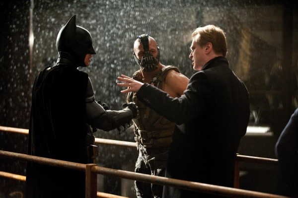 The Dark Knight Rises, реж. Кристофер Нолан