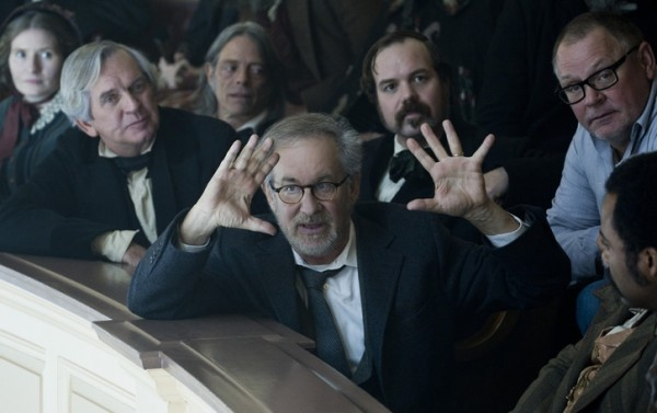 Lincoln, реж. Стивен Спилберг