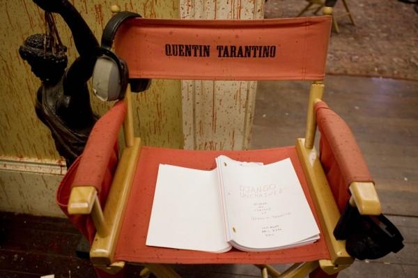 Django Unchained, реж. Квентин Тарантино