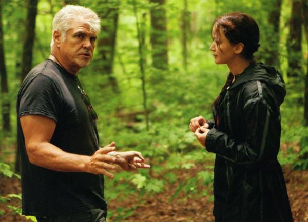 The Hunger Games, реж. Гэри Росс