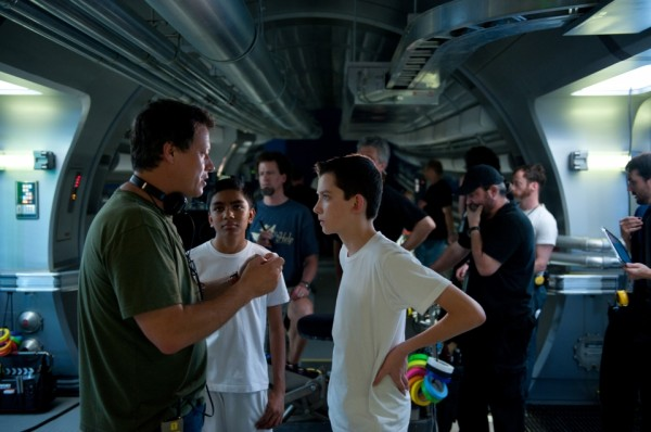Ender's Game, реж. Гэвин Худ