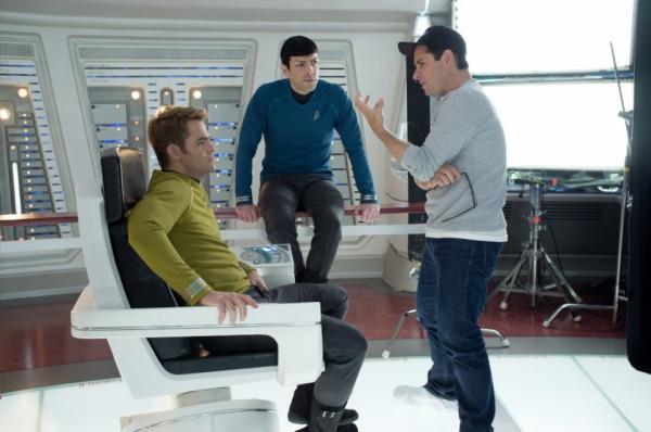 Star Trek Into Darkness, реж. Джей Джей Абрамс