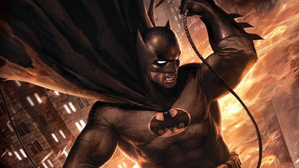 Batman. The Dark Knight Returns - Part II, реж. Джей Олива