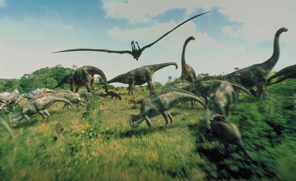 Dinosaur, Эрик Лейтон, Ральф Зондаг, 2000