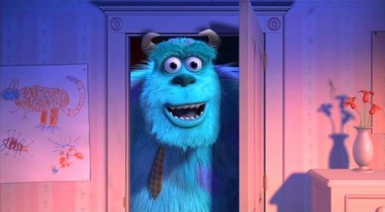 Monsters Inc., Пит Доктор, Ли Анкрич, Дэвид Сильверман, 2001