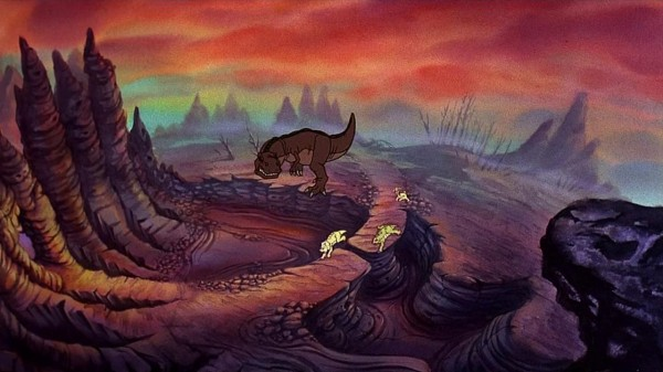 The Land Before Time, Дон Блут, 1988