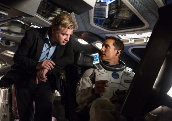 Interstellar, реж. Кристофер Нолан