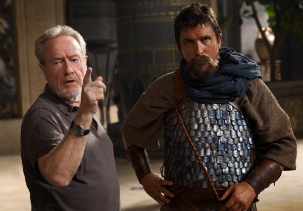 Exodus. Gods and Kings, реж. Ридли Скотт