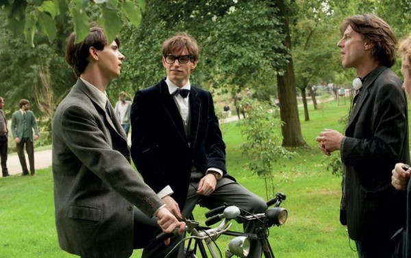 The Theory of Everything, реж. Джеймс Марш