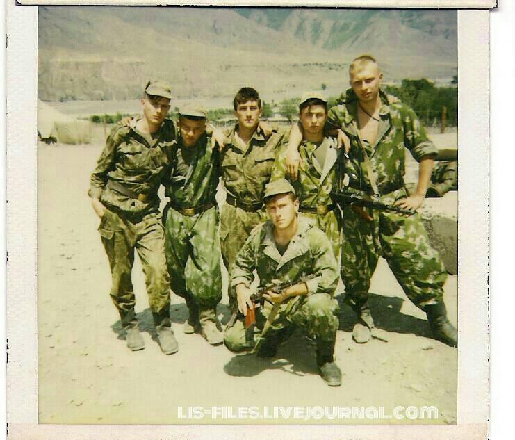 Чечня солдаты первая чеченская компания