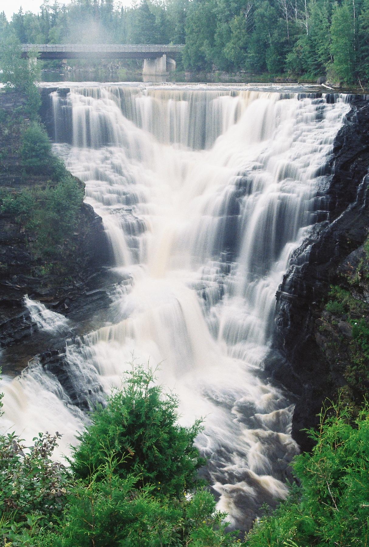 Kakabecka Falls 4
