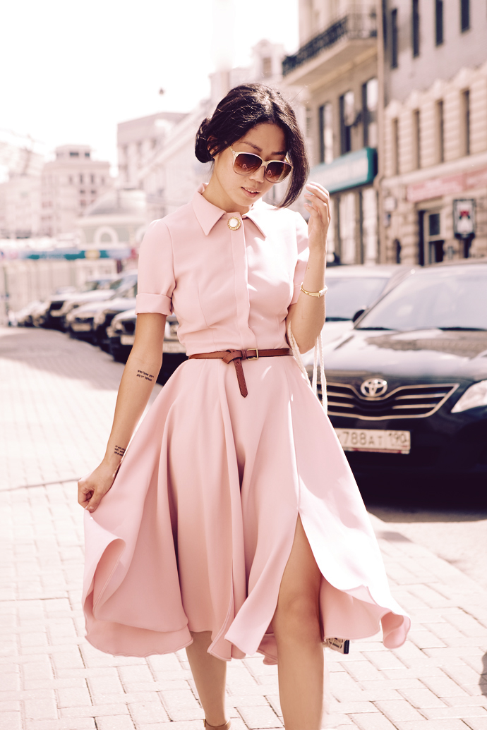 Стильные платья для девушек