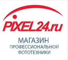 Магазин профессиональной фототехники Pixel24