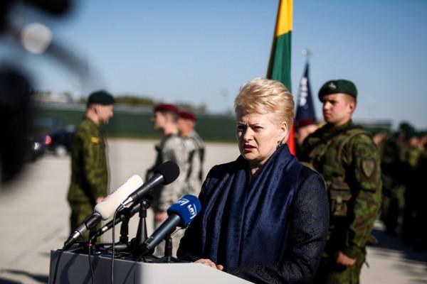 Русофобия без границ: Литва «жжет»