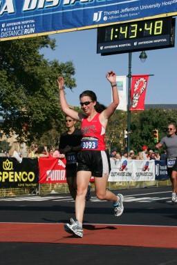 PDR finish line photo