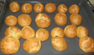 Пирожные заварные (сборник рецептов)