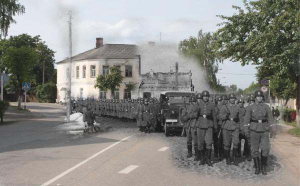 Метки оккупация себеж старое фото