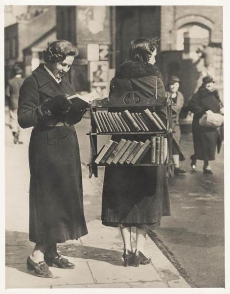 ходячая библиотека