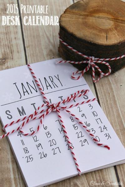 Desk-Calendar-2015